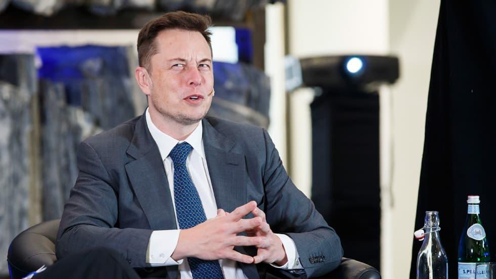 Elon Musk, fondateur et PDG de Tesla.