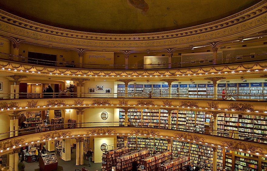 theatre libraire 2