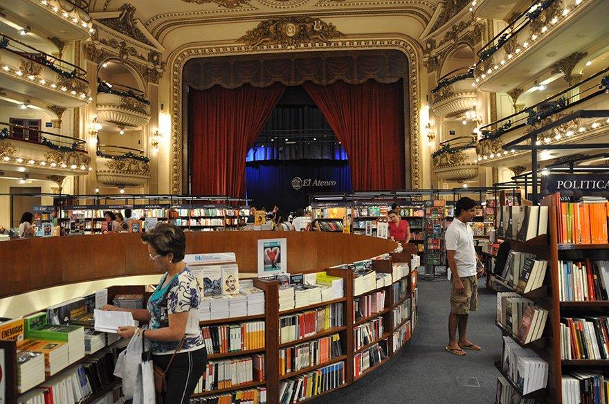 theatre libraire 5