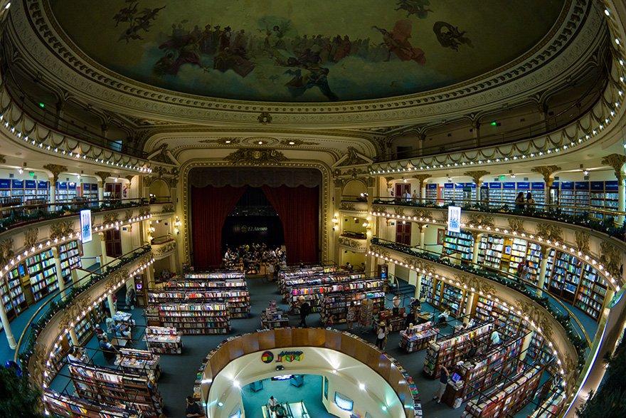 theatre libraire 6