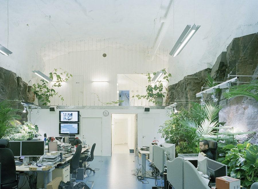 White Mountain Office 1