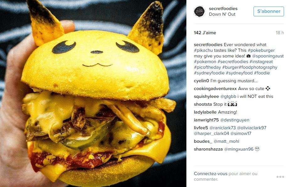 poke burger