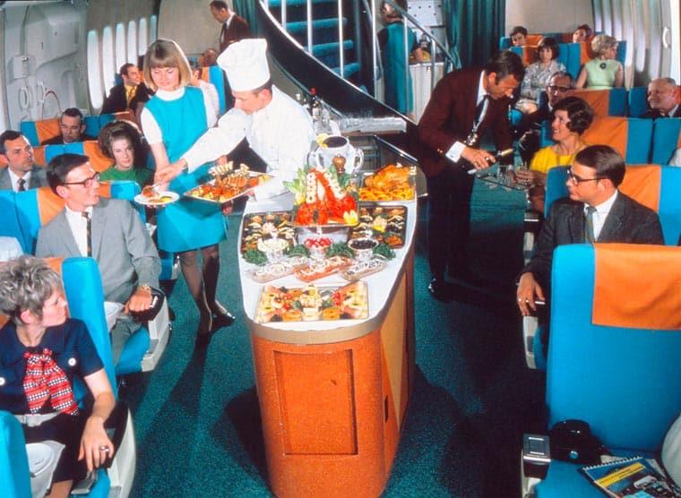 repas en avion 8