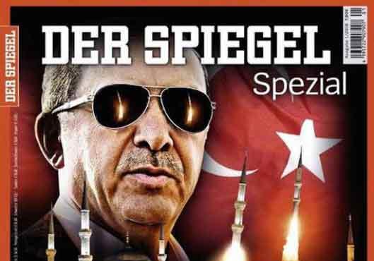 """Résultat de recherche d'images pour """"Der Spiegel' erdogan"""""""