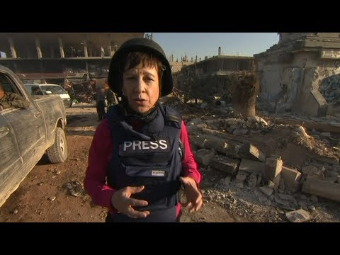 Lise Doucet dans une Syrie ravagée par la guerre