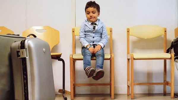 Plus d'un jeune réfugié sur deux n'est pas scolarisé