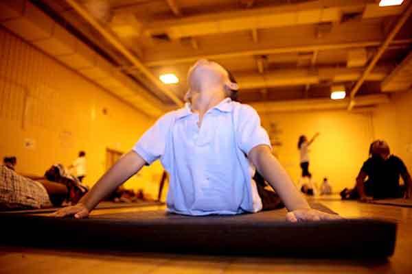 Exit les heures de colle, bienvenue à la méditation