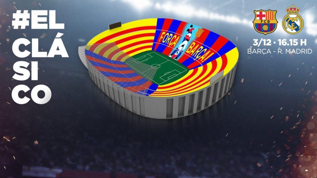 Classico Barca Real