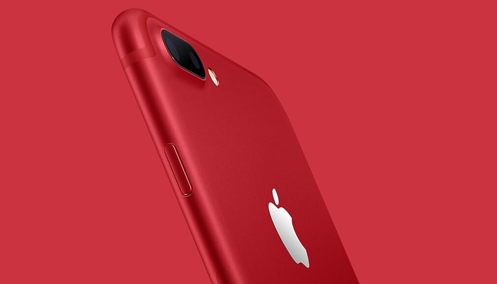 iphone 7 rouge tout ce qu il faut savoir sur cette. Black Bedroom Furniture Sets. Home Design Ideas