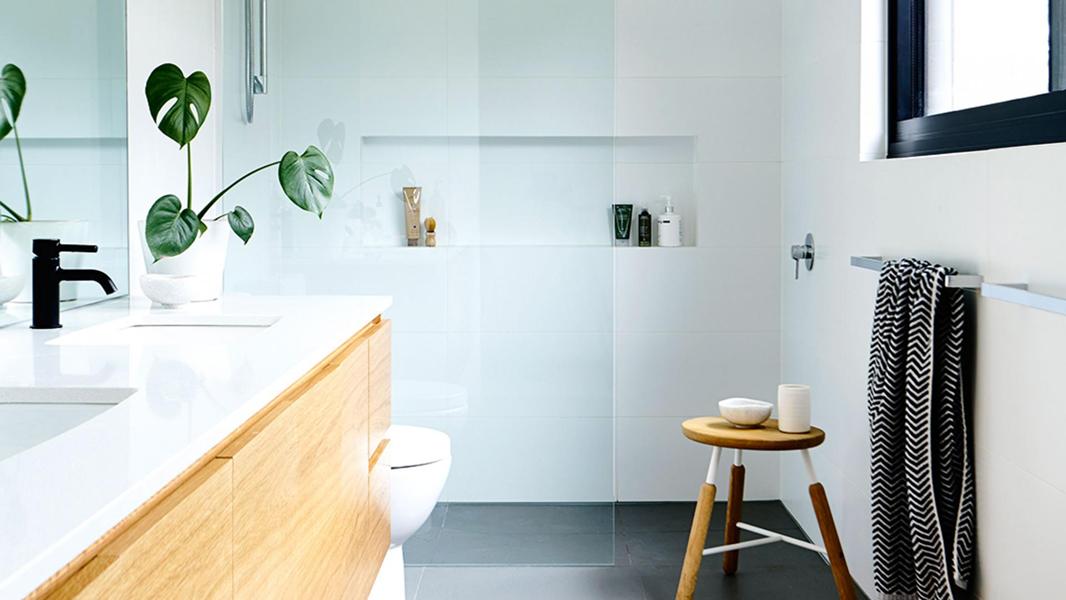 La d co de cette salle de bain est vraiment flippante for Salle de bain originale et pas chere