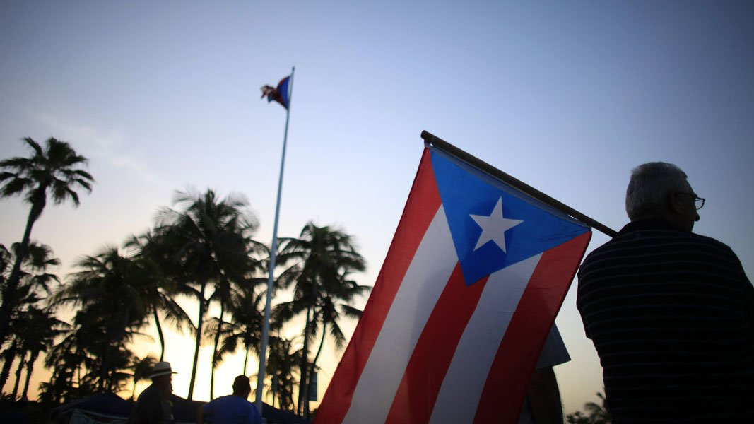 Les Portoricains choisissent le rattachement aux États-Unis