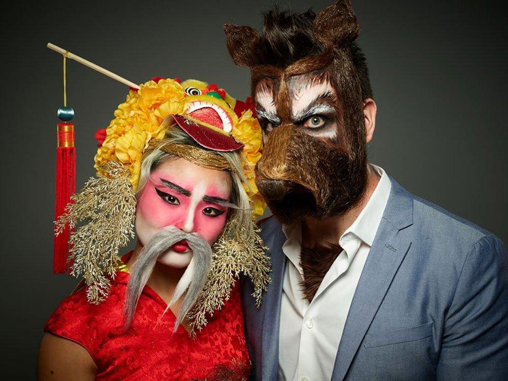 Ce concours rend hommage aux barbes et moustaches (et c'est fou!)