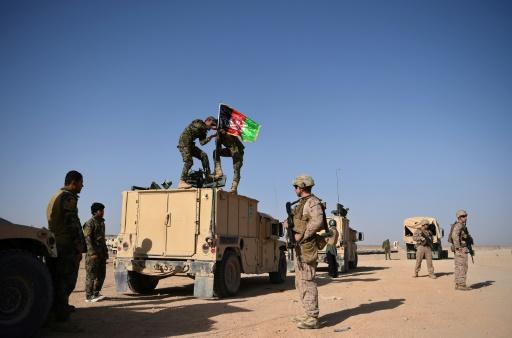 l 39 arm e am ricaine cache l 39 ampleur des pertes au sein des forces afghanes. Black Bedroom Furniture Sets. Home Design Ideas