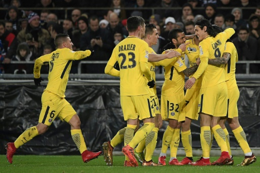 Coupe de la ligue le psg qualifi en quarts lyon limin - Billet psg lyon coupe de la ligue ...