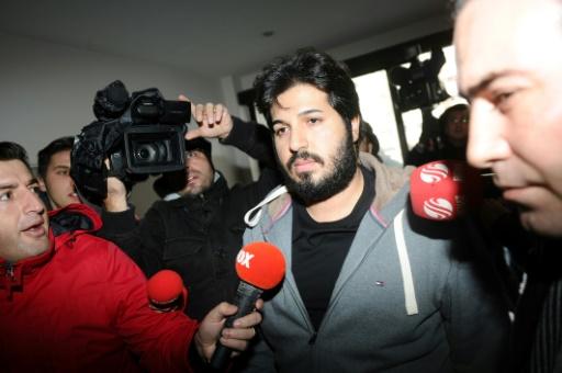 new york l 39 homme d 39 affaires turco iranien reza zarrab accus du viol d 39 un co d tenu en prison. Black Bedroom Furniture Sets. Home Design Ideas
