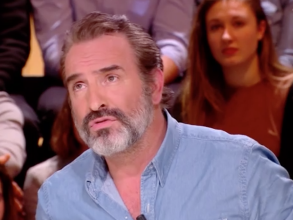 Video jean dujardin r agit l 39 affaire weinstein c 39 est for Dujardin 2018