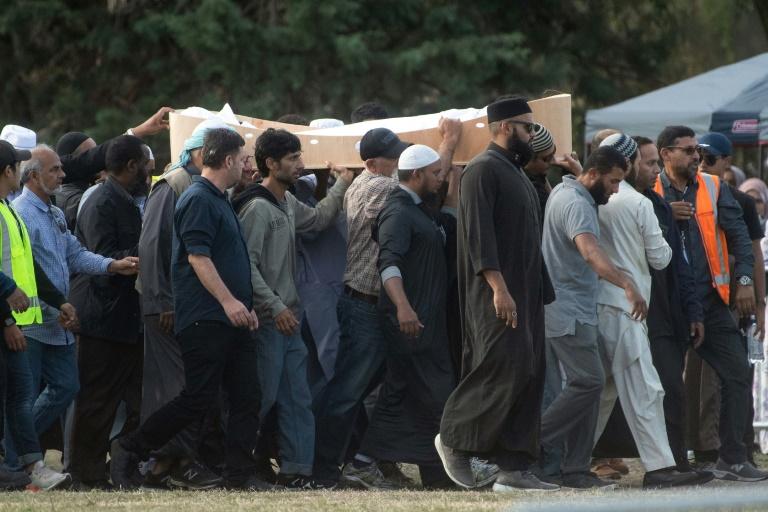 Attentat De Christchurch: Inhumation Des Premières
