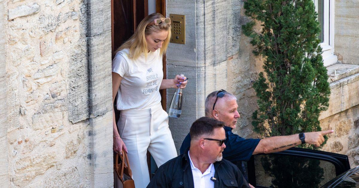 Présents en Provence depuis le milieu de semaine, les fiancés ont multiplié  les festivités avec leurs proches. La veille du mariage, pour le dîner de