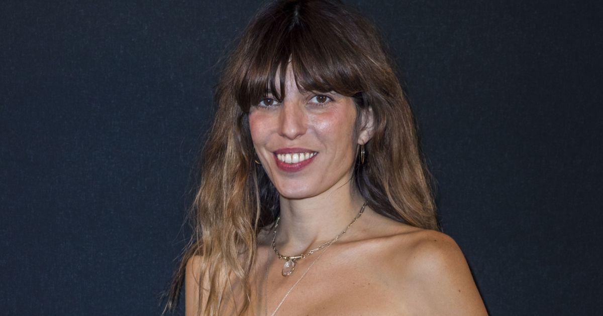 Lou Doillon topless : la fille de Jane Birkin se lâche sur