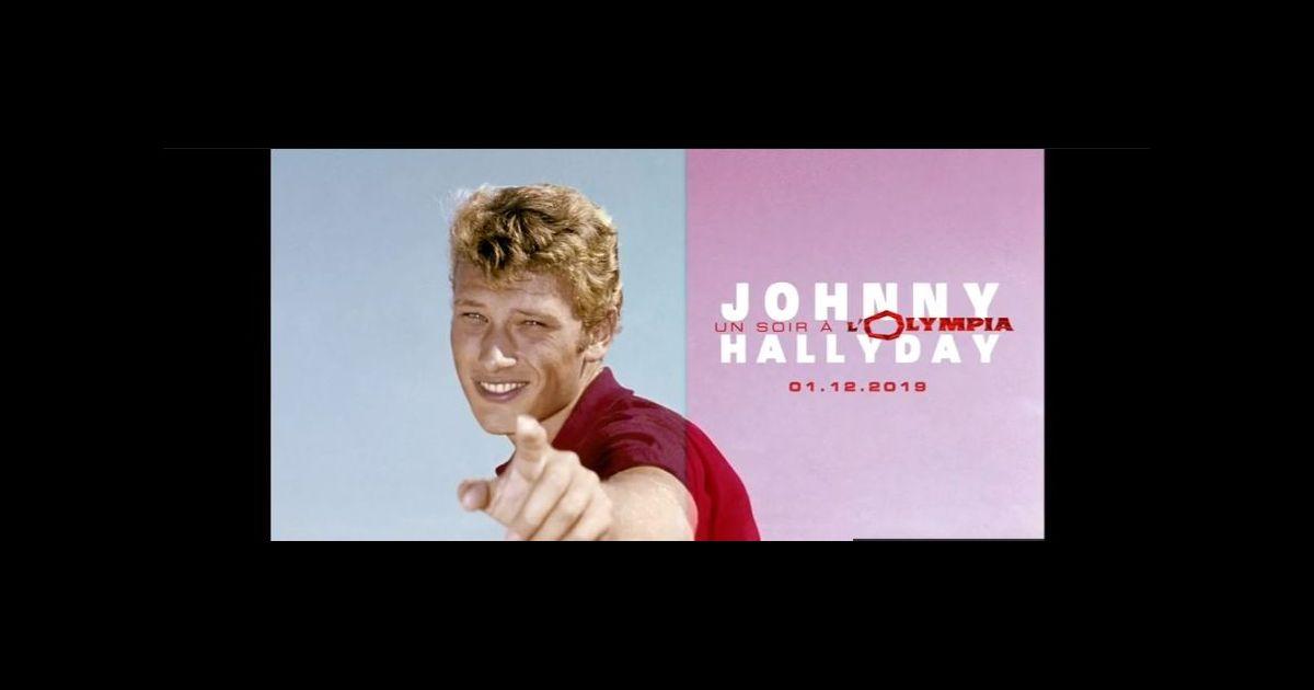 """Johnny Hallyday, le spectacle à l'Olympia : """"Pour les fans, avec les fans"""""""