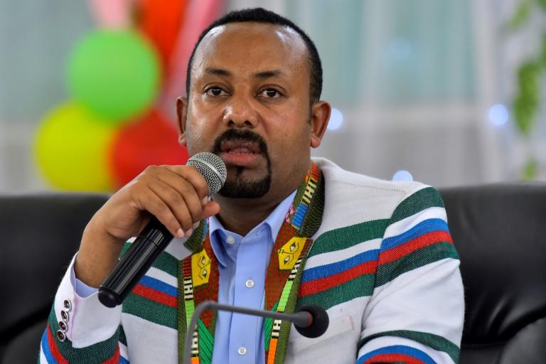 Le Premier ministre éthiopien Abiy Ahmed, le 15 septembre 2019 à Bonga