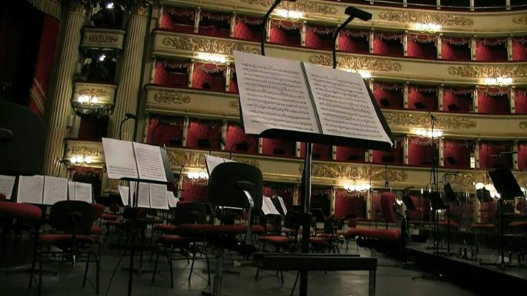Italie: La Scala de Milan renoue avec son public