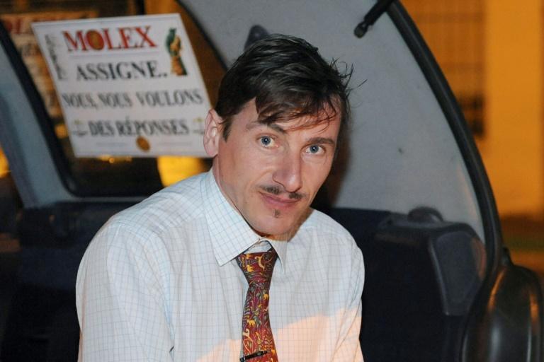 Rémy Daillet, le 2 février 2009 à Villemur-sur-Tarn