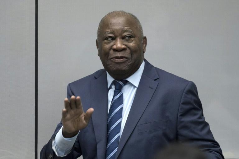 L'ancien président ivoirien Laurent Gbagbo au tribunal de la CPI, le 15 janvier 2019 à La Haye, aux Pays-Bas