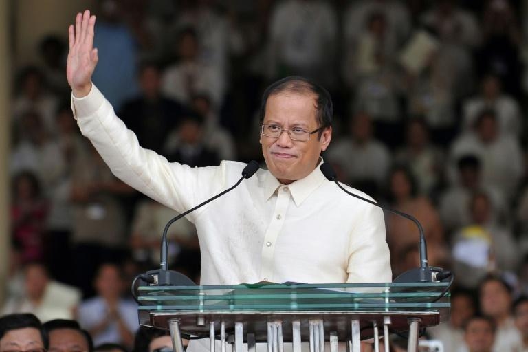 Le président Benigno Aquino, le 30 juin 2010 à Manille