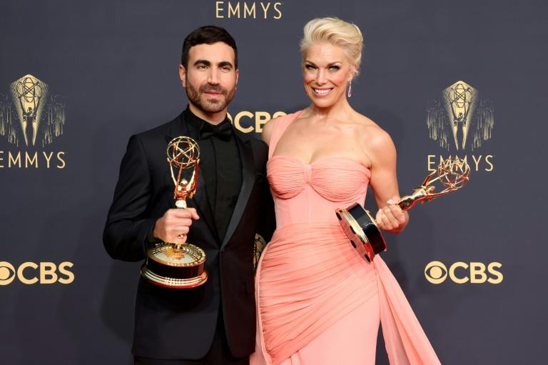 Les premières récompenses de la 73e édition des Emmy Awards sont allées à