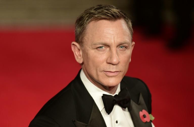 L'acteur britannique Daniel Craig le 26 octobre 2015 à Londres