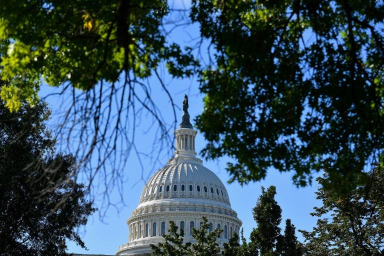 Le Capitole de Washington, le 27 septembre 2021