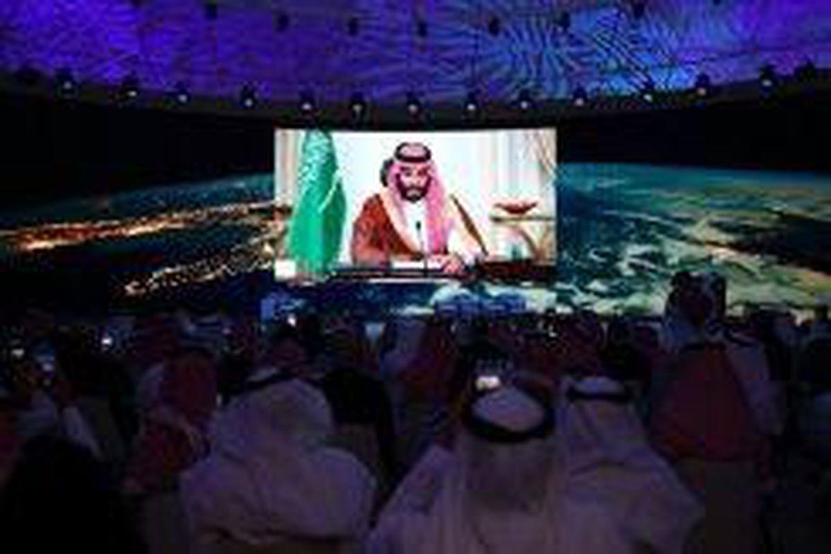 <p/>Le prince héritier saoudien Mohammed ben Salmane fait une déclaration lor                 </div>             </div>          </div>          </div></div> <!-- ./block -->                            </div>                         </div>                                     </div> <!-- /.td-pb-row -->         </div> <!-- /.td-container -->     </div> <!-- /.td-main-content-wrap -->  <!-- Instagram -->                <div class=