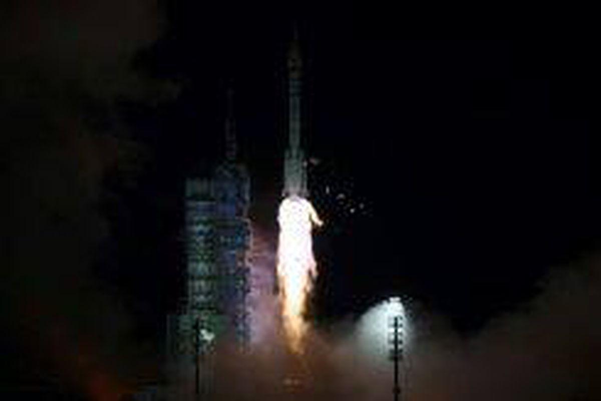 <p/>Une fusée Longue March-2F transportant le vaisseau Shenzhou-13 décolle av                 </div>             </div>          </div>          </div></div> <!-- ./block -->                            </div>                         </div>                                     </div> <!-- /.td-pb-row -->         </div> <!-- /.td-container -->     </div> <!-- /.td-main-content-wrap -->  <!-- Instagram -->                <div class=